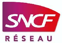 Logo SNCF RESEAU